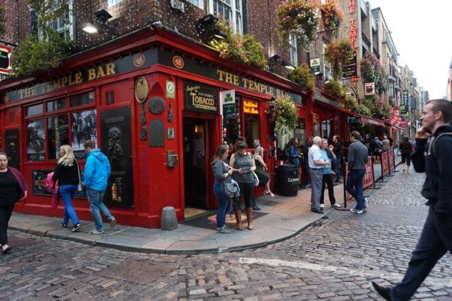 ヨーロッパ旅行おすすめアイルランド・ダブリン