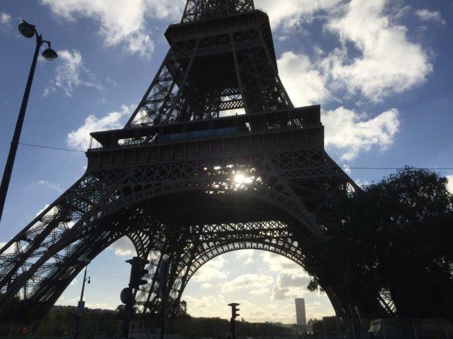 世界一周で見たエッフェル塔
