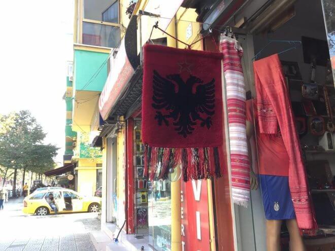アルバニアを観光する