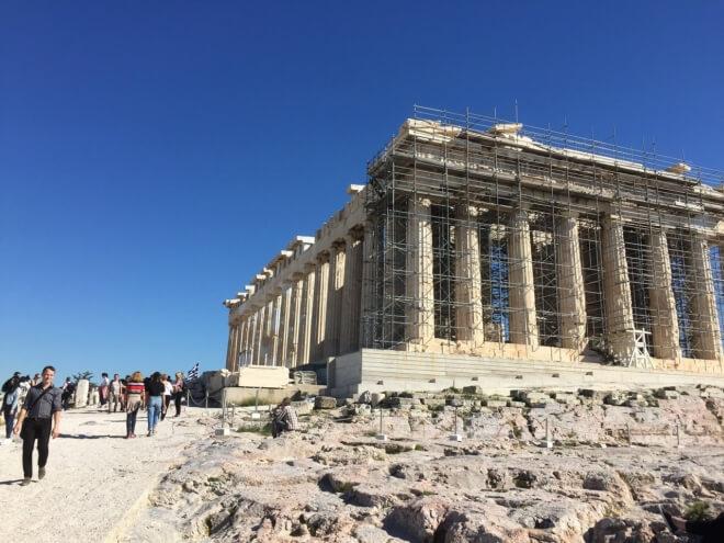 ヨーロッパ旅行おすすめギリシャ・アテネ