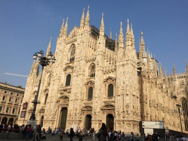 ヨーロッパ旅行おすすめイタリア・ミラノ