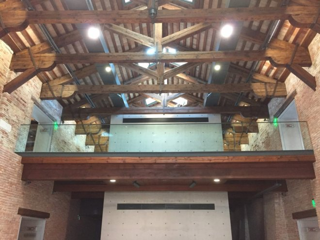 ベネチアにある安藤忠雄建築|プンタ・デラ・ドガーナを旅行で見た