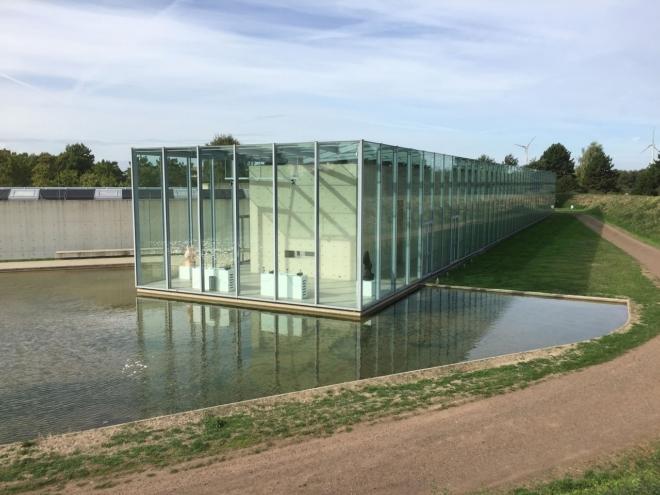 ドイツにある安藤忠雄建築、ランゲン美術館に観光してきた