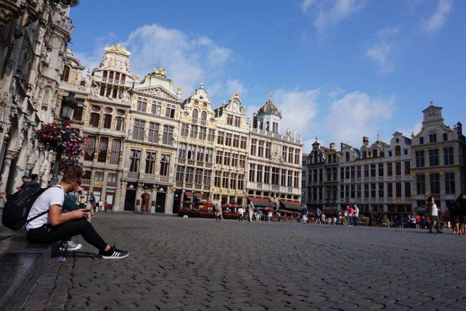 ヨーロッパ旅行おすすめベルギー・ブリュッセル