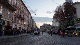 ヨーロッパ旅行おすすめウクライナ・リヴィウ