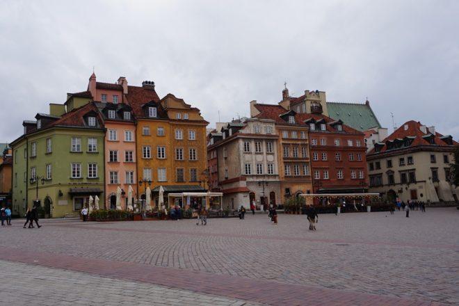 ヨーロッパ旅行おすすめポーランド・ワルシャワ
