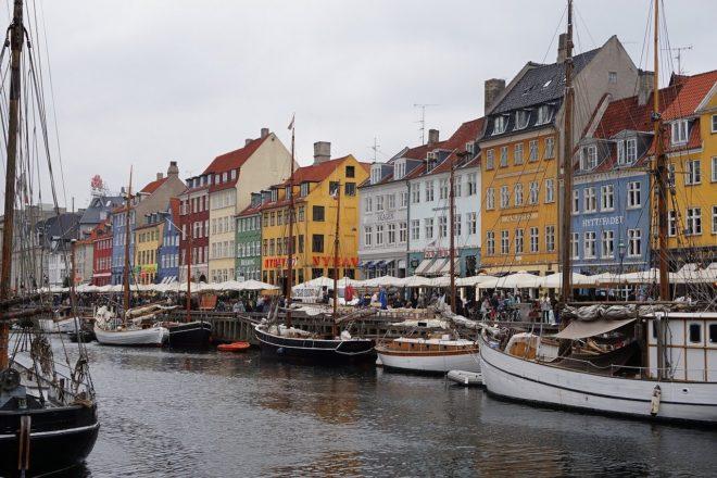 ヨーロッパ旅行おすすめデンマーク・コペンハーゲン