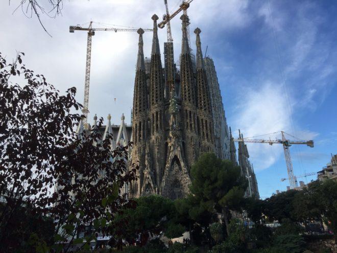 ヨーロッパ旅行おすすめスペインバルセロナ