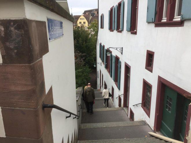 ヨーロッパ旅行おすすめスイス・バーゼル