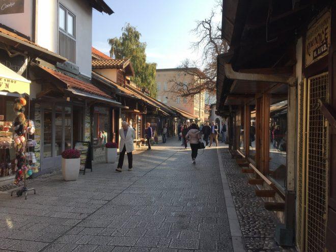 ヨーロッパ旅行おすすめボスニアヘルツェゴビナ・サラエボ